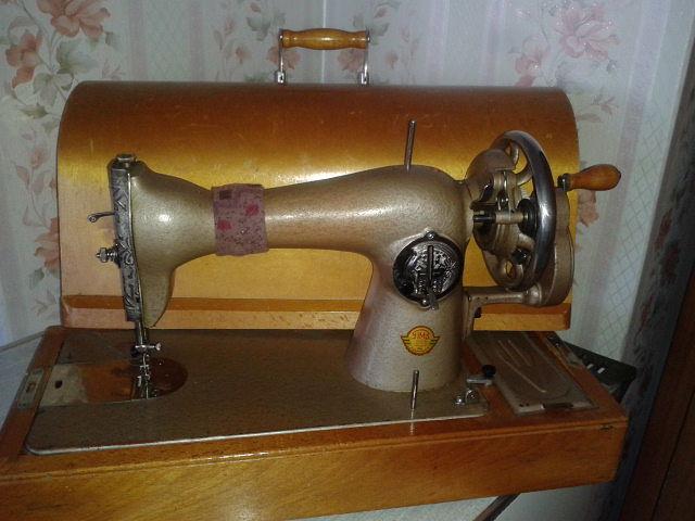швейные машинки. Схема