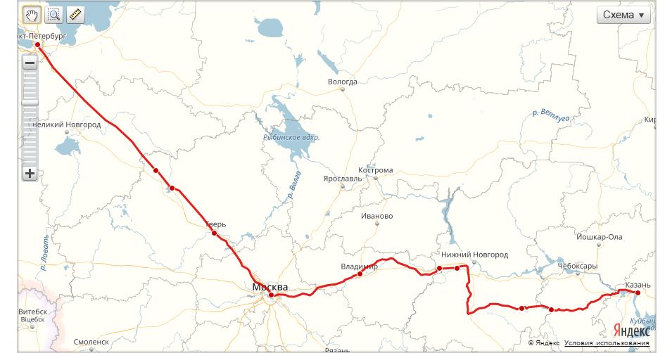 поезд санкт-петербург котлас маршрут следования материал применяется для