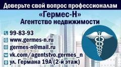 """Логотип компании АН """"Гермес-Н"""""""