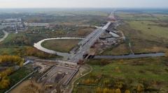 Мост через Ижору