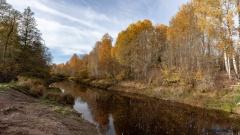 Река Кересть