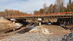 Мост через реку Равань, 589 км