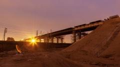 Путепровод над железной дорогой Санкт-Петербург — Пушкин и далее на Витебск (Витебский ход)