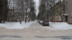 Улица Щитная.