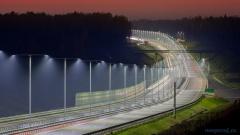 Платная автомагистраль М11, мост через реку Мста