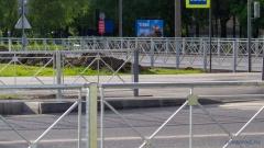 Пересечение проспекта Корсунова и улицы Кочетова
