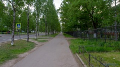 Школа №9 (ул. Свободы)