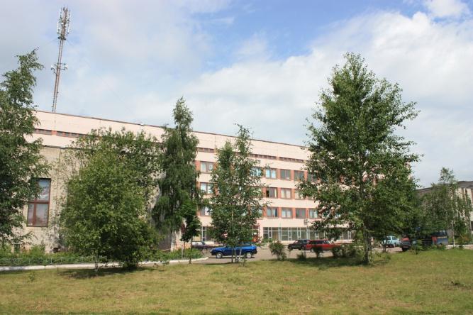Здание техникума на ул. Псковская, 50. © Фото с сайта agrartex.ru