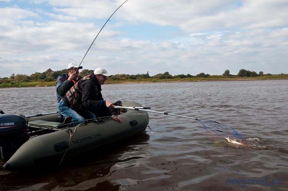 великий новгород прогноз рыбалки