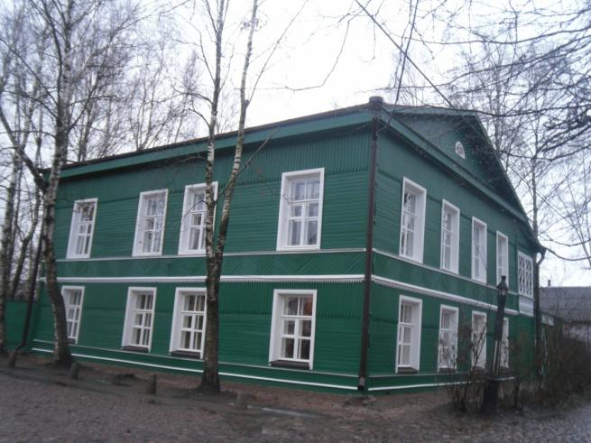 © Фото из архива Дома-музея Достоевского