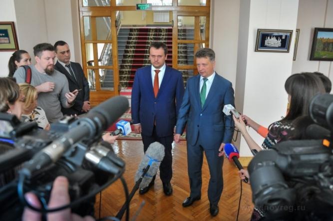Фото пресс-центра правительства Новгородской области ©