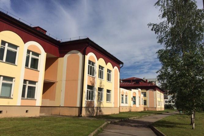 Школа №34. © Фото предоставлено аппаратом Уполномоченного по правам ребенка в Новгородской области