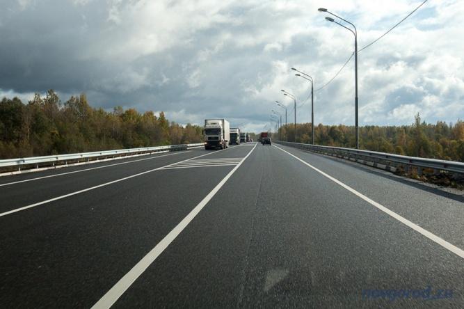 Путепровод через железную дорогу Чудово — Великий Новгород. © Фото из архива интернет-портала «Новгород.ру»