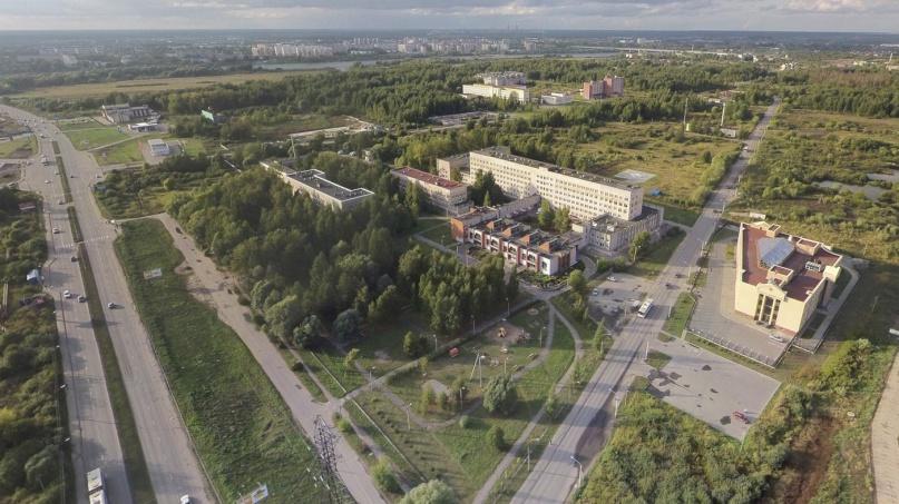 ДОКБ. © Фото из архива интернет-портала «Новгород.ру»