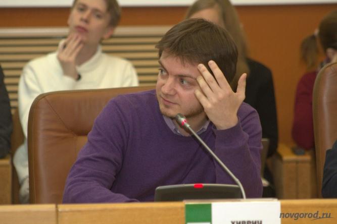 Константин Хиврич. © Фото из архива интернет-портала «Новгород.ру»