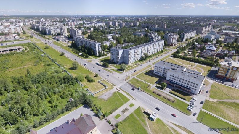 ул. Кочетова. © Фото из архива интернет-портала «Новгород.ру»