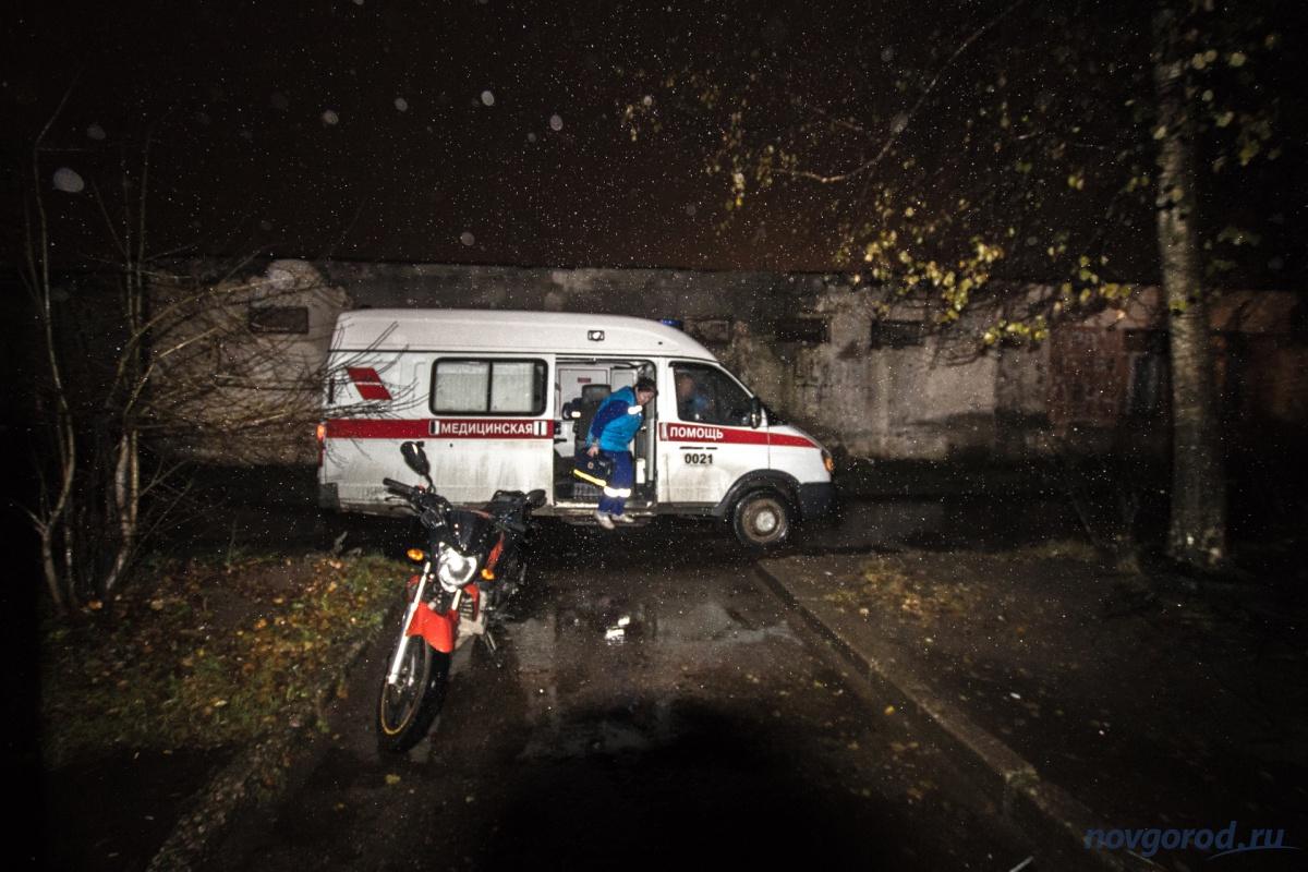 Автопарк новгородской станции скорой помощи увеличится на ...