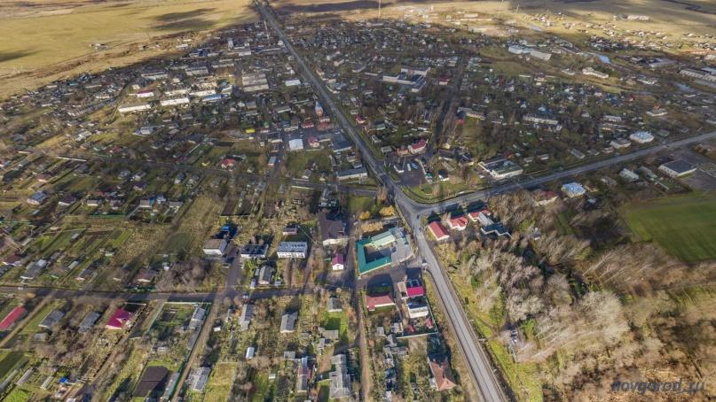 Шимск. © Фото из архива интернет-портала «Новгород.ру»