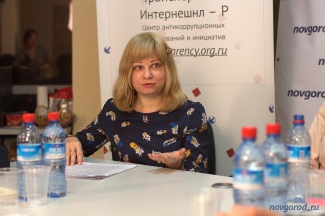 Новгородское отделение партии «Яблоко» возглавила Анна Черепанова
