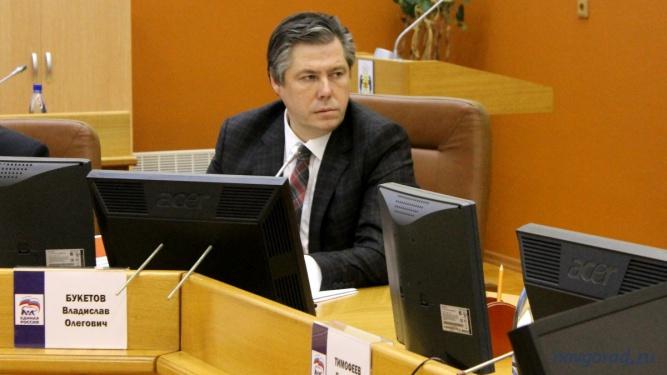 Владислав Букетов. © Фото из архива интернет-портала «Новгород.ру»