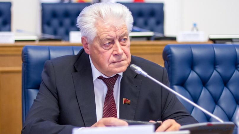 Валерий Гайдым. © Фото из архива интернет-портала «Новгород.ру»
