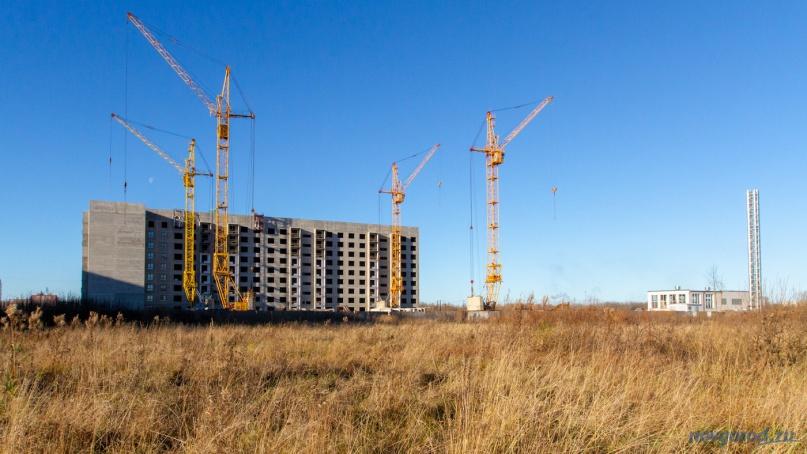 ул. Ворошилова. © Фото из архива интернет-портала «Новгород.ру»