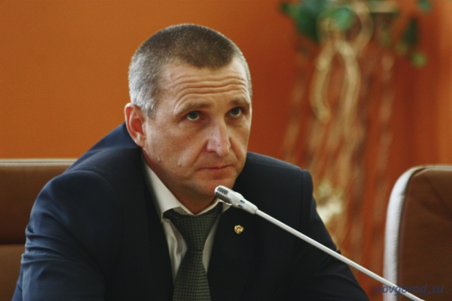 Вот кто стал вице-губернатором Новгородской области построительству иЖКХ