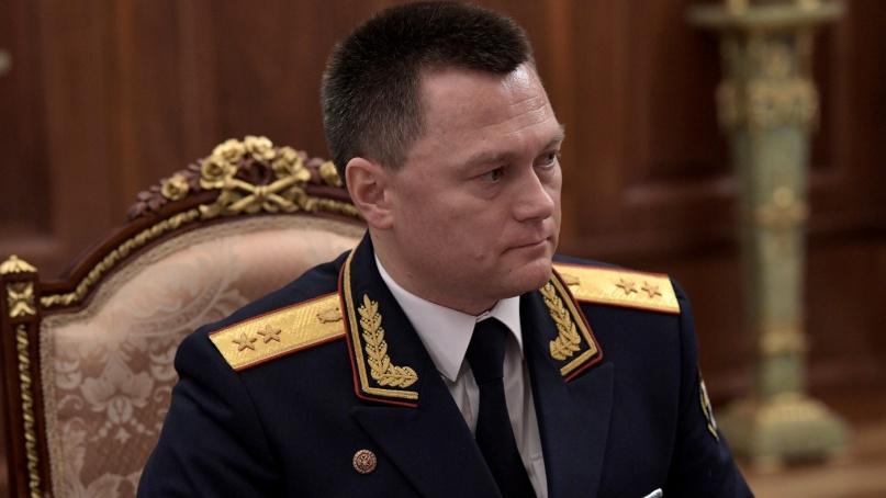 Игорь Краснов. © kremlin.ru