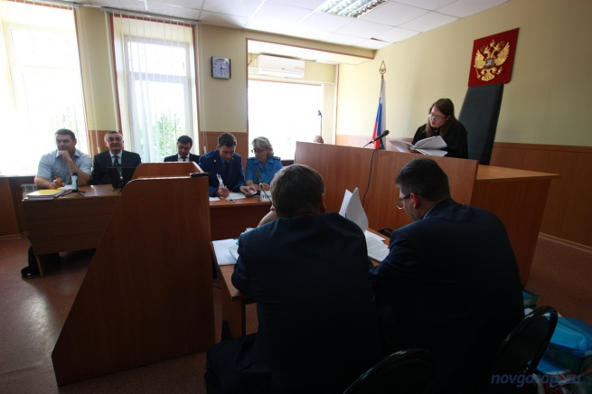 Предварительное судебное заседание.