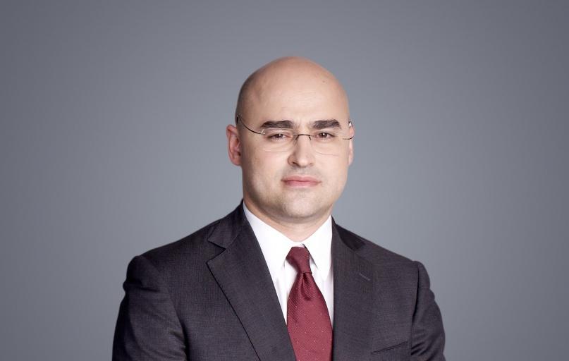 Президент МТС Алексей Корня.