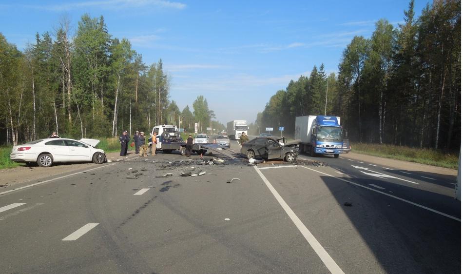 М10 М-10 Россия 456 км Новгородская область 31.08.2013