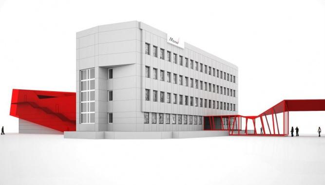 Эскизный проект. «Институт «Новгородпроект» ©