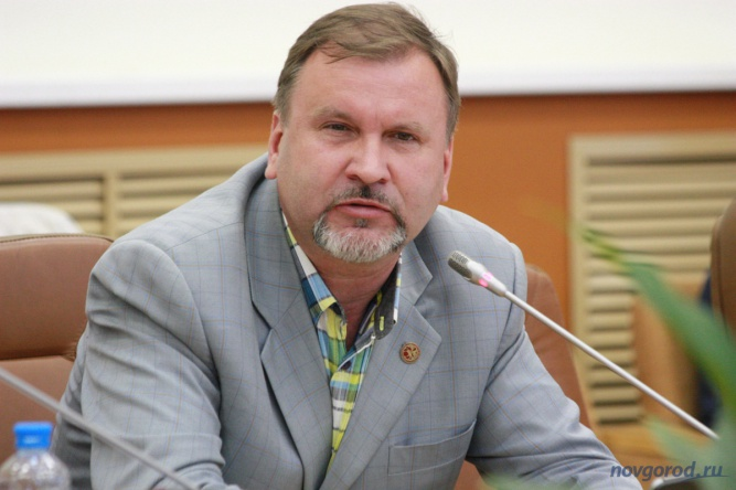 Сергей Трояновский. © Фото из архива интернет-портала «Новгород.ру»