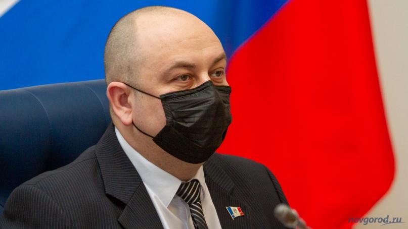 Алексей Чурсинов. © Фото из архива интернет-портала «Новгород.ру»