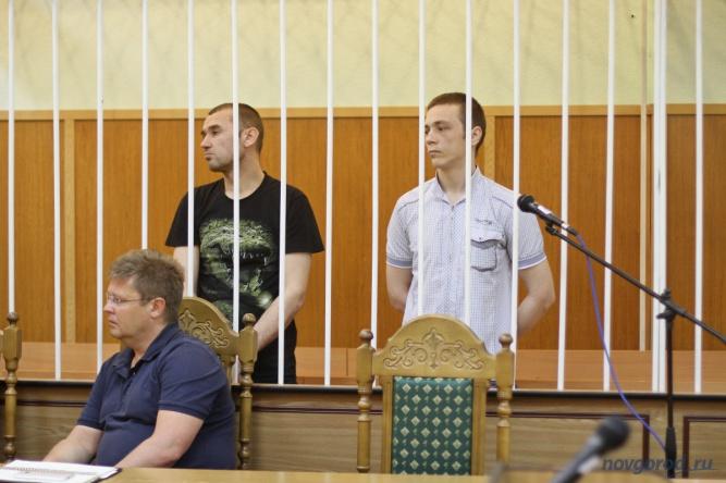 Братья Назаровы. © Фото из архива «Новгород.ру»