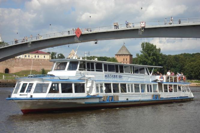 © Новгородский порт