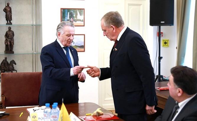 © Фото с сайта Совета Федерации Федерального Собрания РФ council.gov.ru