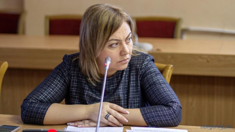 Анна Тимофеева. © Фото из архива интернет-портала «Новгород.ру»