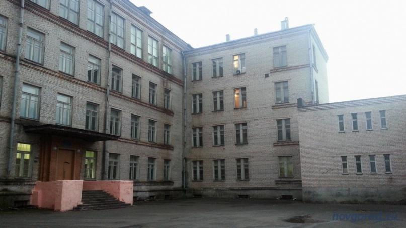 Школа №22. © Фото из архива интернет-портала «Новгород.ру»