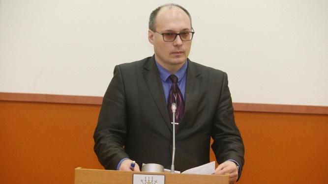 Вадим Фадеев. © adm.nov.ru