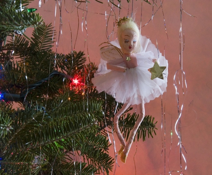 открытка балерина с новым годом невысокому