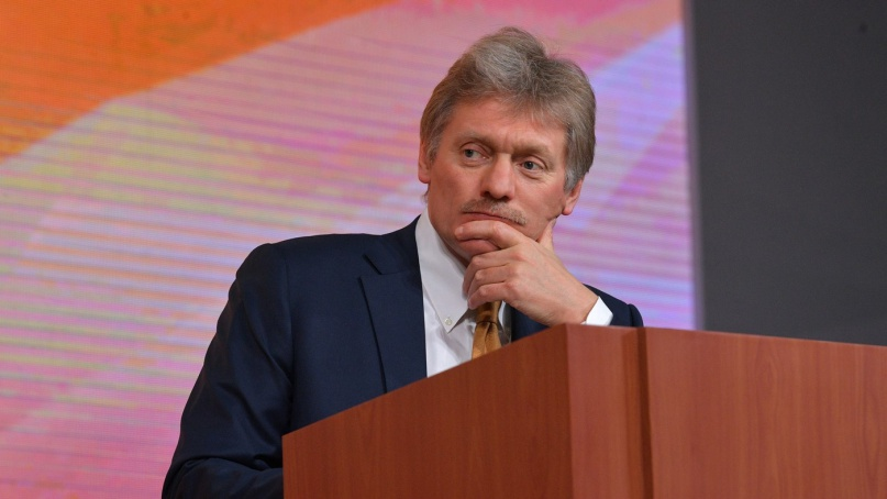 Дмитрий Песков. © kremlin.ru