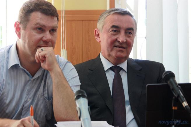 Юрий Бобрышев в суде. © Фото из архива интернет-портала «Новгород.ру»