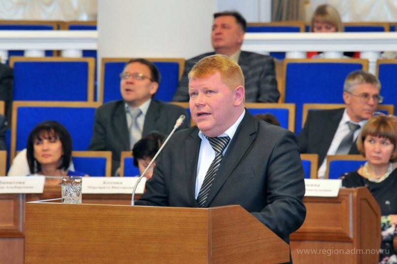 Валерий Мишекурин. © novreg.ru
