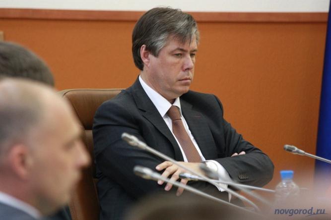 Владислав Букетов оставляет пост руководителя отделения «Единой России» в Великом Новгороде