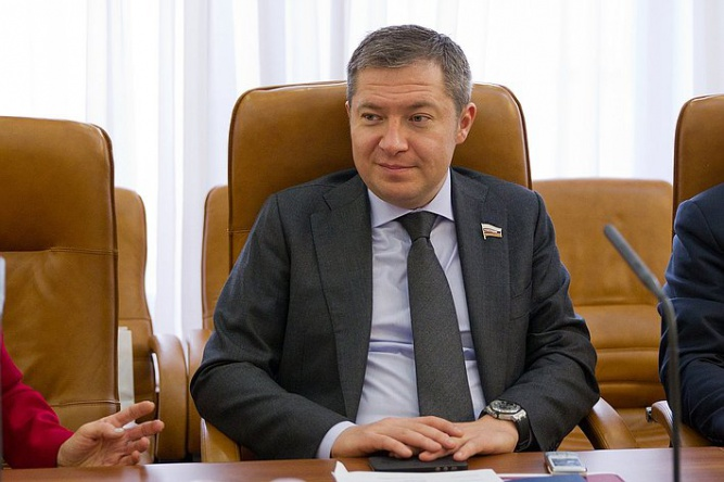 Дмитрий Кривицкий. © council.gov.ru