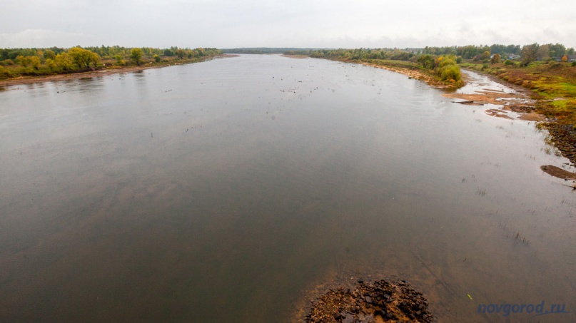 Река Ловать. © Фото из архива интернет-портала «Новгород.ру»