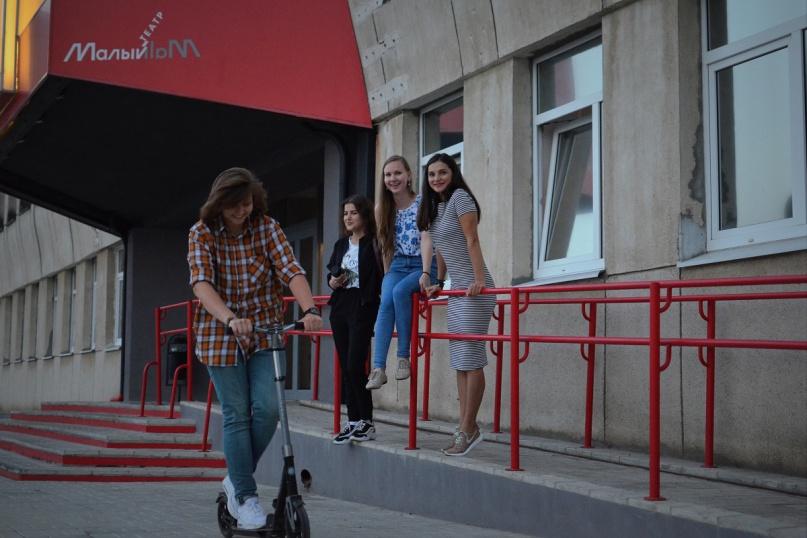 © Пресс-центр театра «Малый»