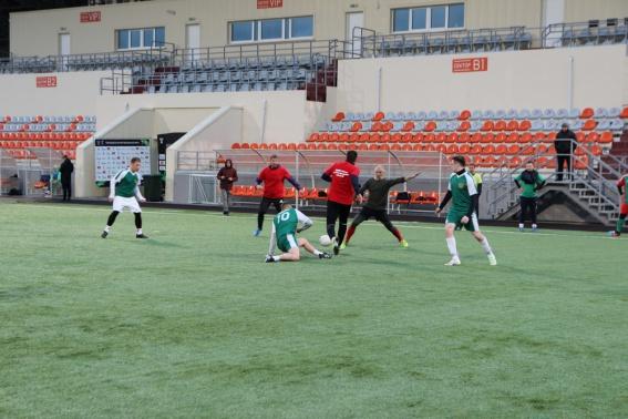 В Великом Новгороде прошёл турнир по мини-футболу памяти Олега Павлова