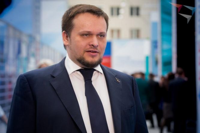 и.о. губернатора Новгородской области Андрей Никитин. © Twitter «Агентства стратегических инициатив»